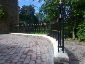 Ornamental Railings Cornwall