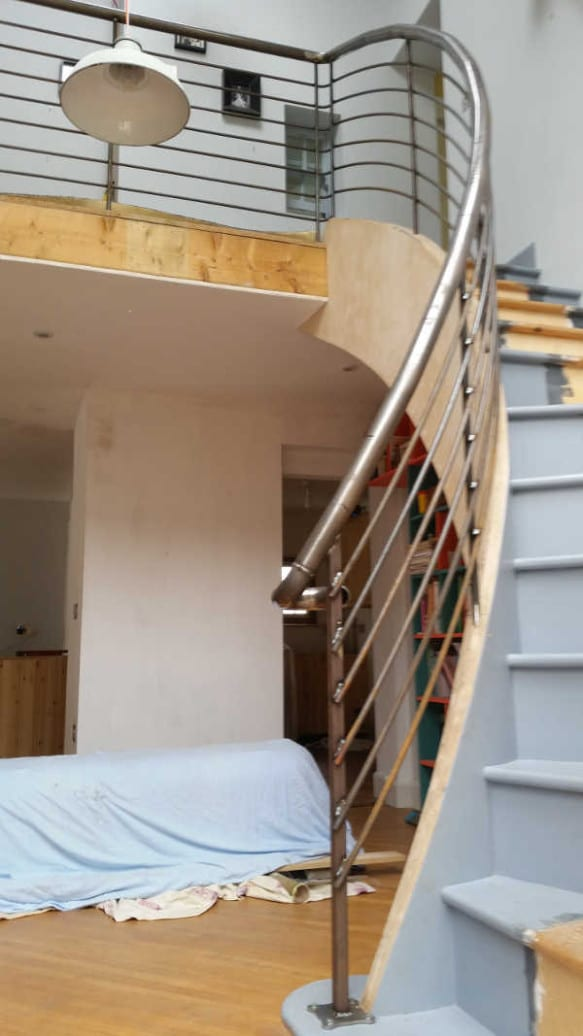 internal handrails cornwall