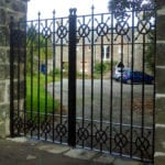 entrance gates victorian style design
