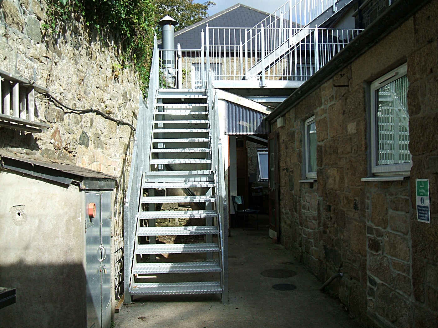 Staircases Amp Fire Escapes Jays Gates