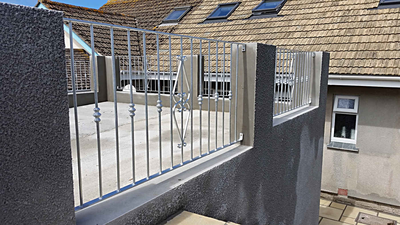 Steel Railings For The Safety Amp Security Of Your