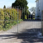 metal entrance gates cornwall