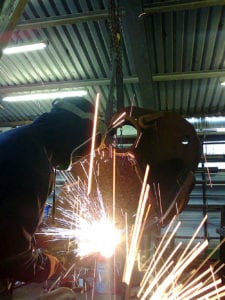 metal fabricators cornwall