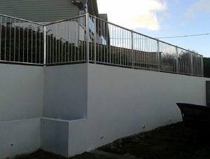 modern railing ideas