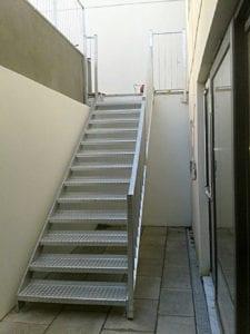 modern staircase cornwall