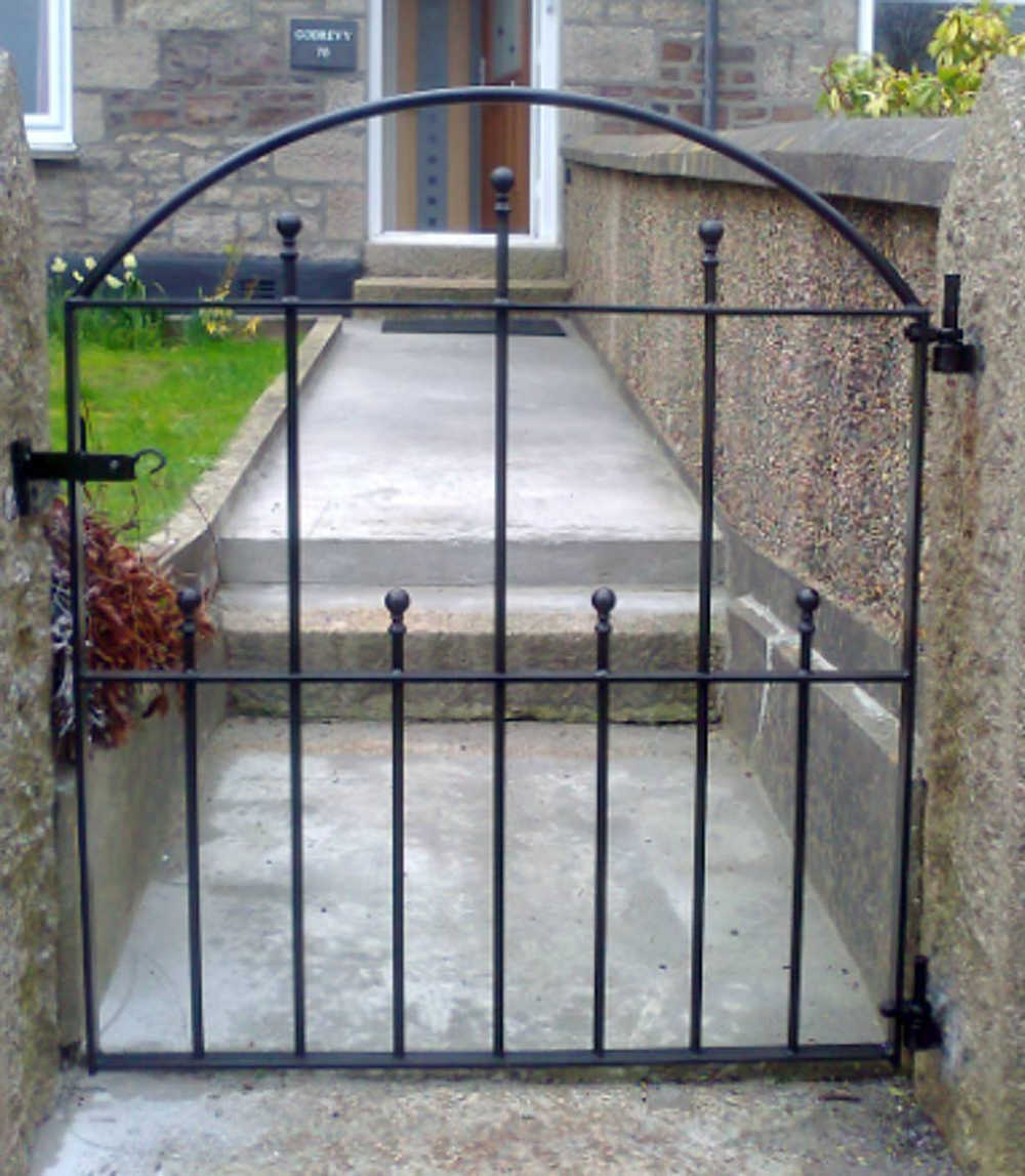 Ornamental Metal Gates secure enhance your property – Decorative Metal Garden Gates