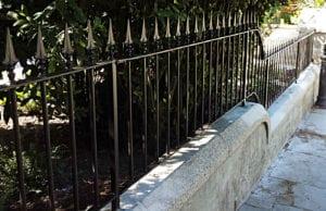 railings in truro