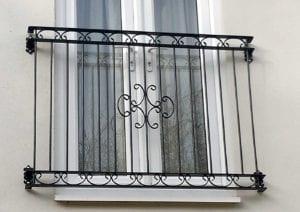 safety balcony balustrade