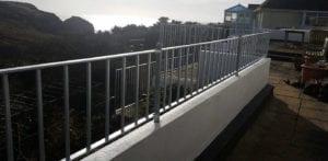 simple railings ideas