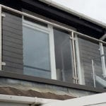 stainless steel balcony falmouth