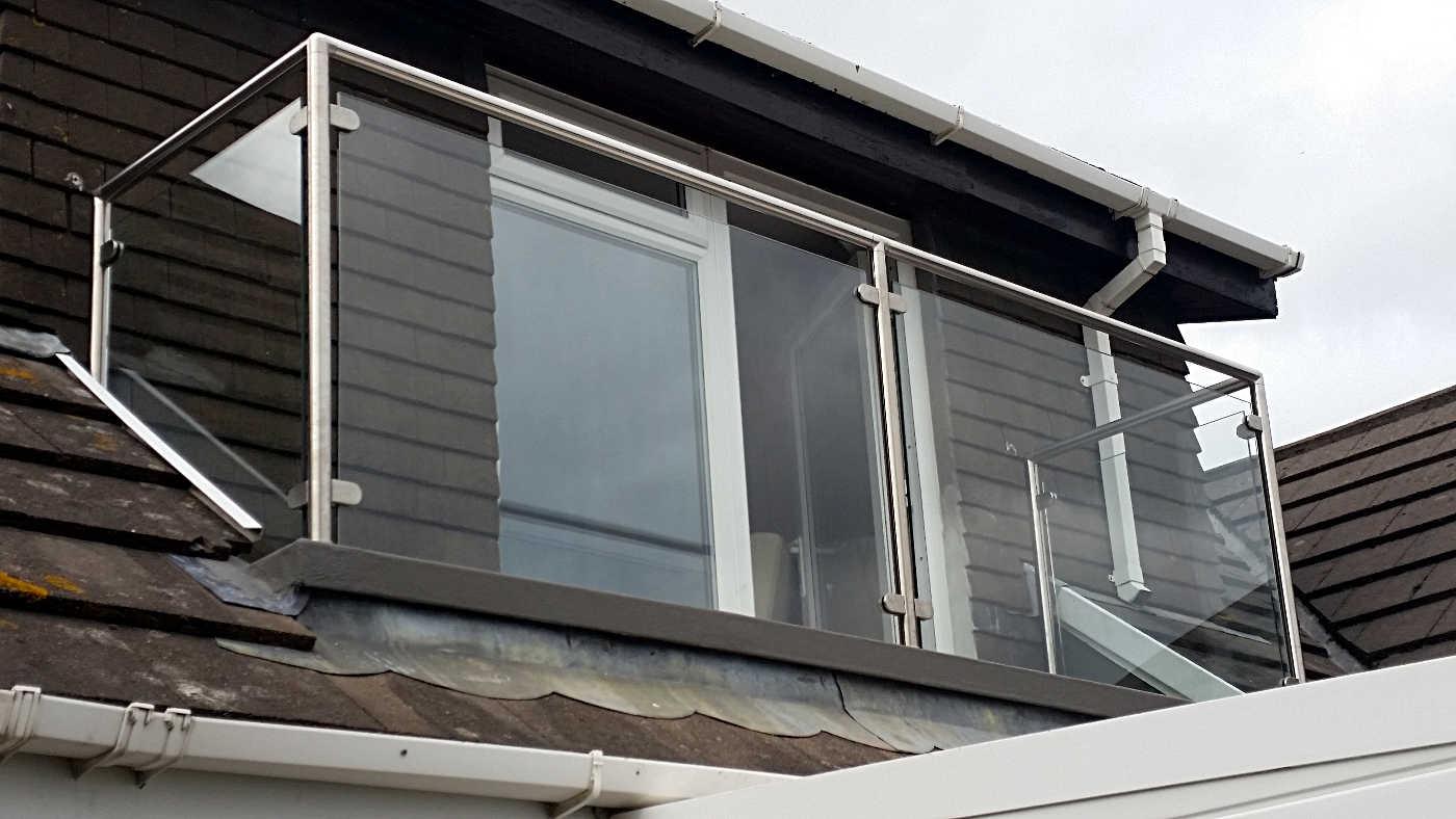 Metal balconies juliette balcony balustrades