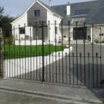 wrought iron gates in cornwall