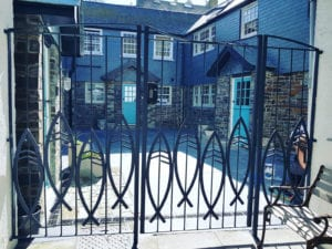 bespoke gate designs